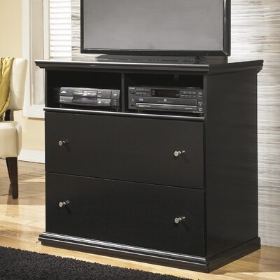 Beaumont 2 Drawer Media Chest