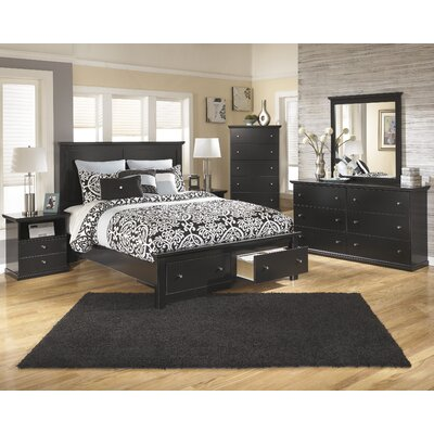 Beaumont Queen Platform Customizable Bedroom Set