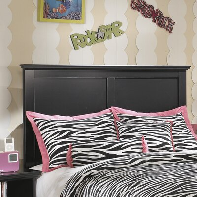Beaumont Panel Headboard Size: King