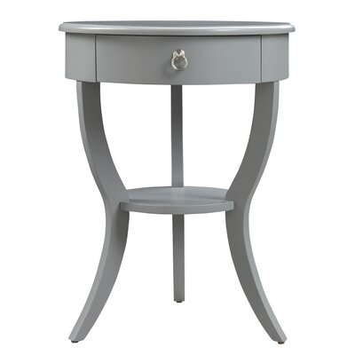 Beekman End Table With Storage� Color: Gray