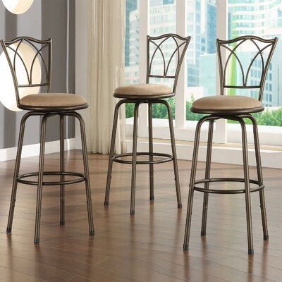 Frankfort Adjustable Swivel Bar Stool