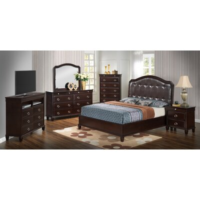 Clarkstown Panel Configurable Bedroom Set