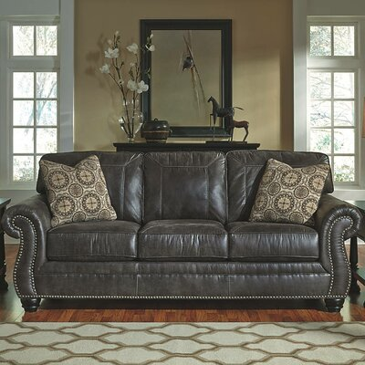 Conesville Sofa Upholstery: Charcoal
