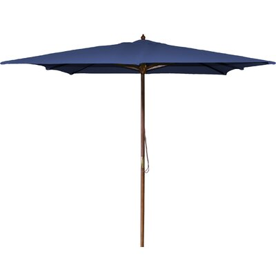 New Haven 8.5 Square Market Umbrella Fabric: Navy