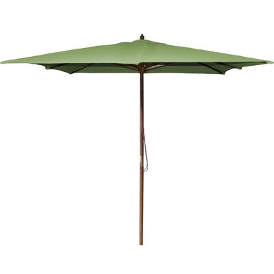New Haven 8.5 Square Market Umbrella Fabric: Olive