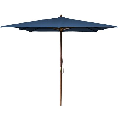 New Haven 8.5 Square Market Umbrella Fabric: Royal