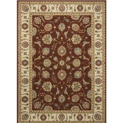 Botkins Empire Brown Area Rug