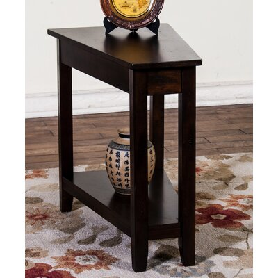 Westford Chairside Table Finish: Dark Chocolate