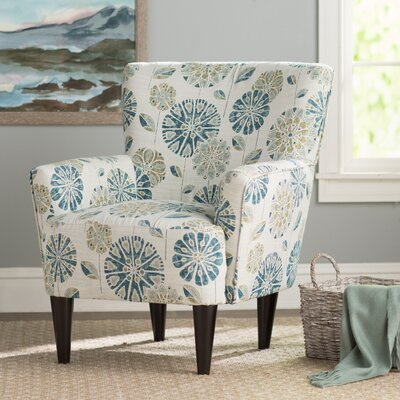 Hyde Park Madison Armchair Upholstery: Callaway Teal