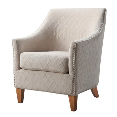 Pagel Armchair Upholstery: Wembley Buff