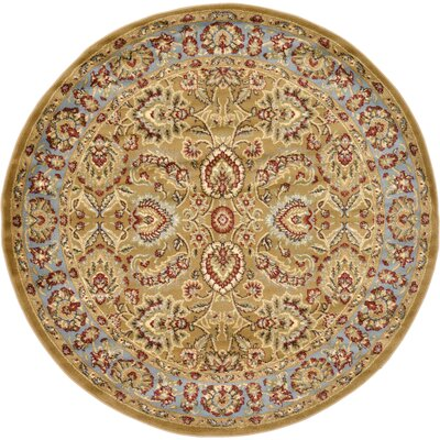 Fairmount Tan Area Rug Rug Size: Rectangle 9 x 12
