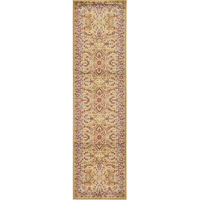 Fairmount Tan Area Rug Rug Size: Square 4