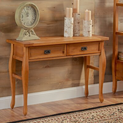 Finleyville 2 Drawer Console Table