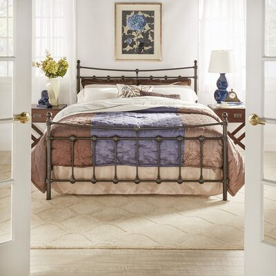 Bensley Panel Bed Size: King