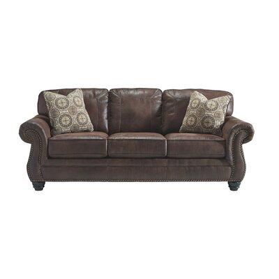 Conesville Queen Sleeper Sofa Upholstery: Espresso