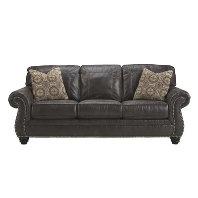 Conesville Queen Sleeper Sofa Upholstery: Charcoal
