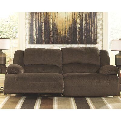 Malta Double Seat Reclining Sofa