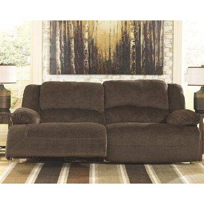 Alcott Hill ACOT8261 Malta Double Seat Reclining Sofa
