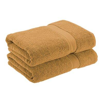 Superior Towel Set Color: Rust