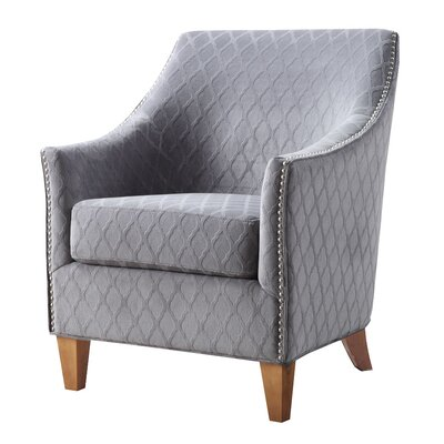 Pagel Armchair Upholstery: Wembley Graphite