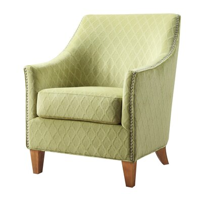 Pagel Armchair Upholstery: Light Lime Green