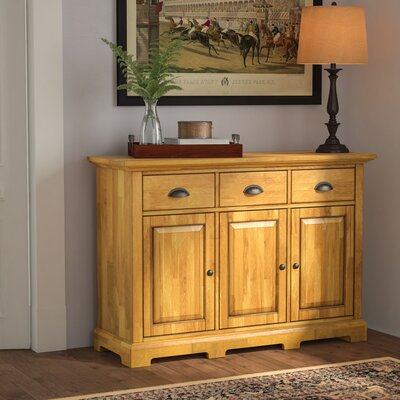 Fortville Sideboard Finish: Oak