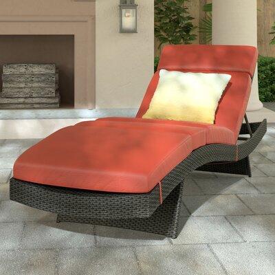 Northridge Chaise Lounge with Cushion