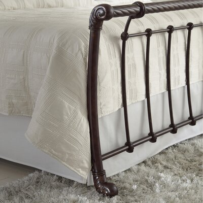 Abell Sleigh Bed Size: King