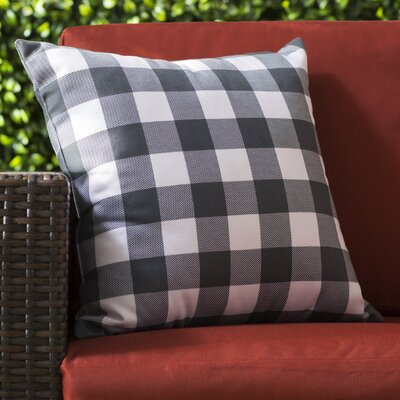 Connolly Outdoor Throw Pillow Size: Large