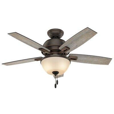 44 Donegan 5-Blade Ceiling Fan