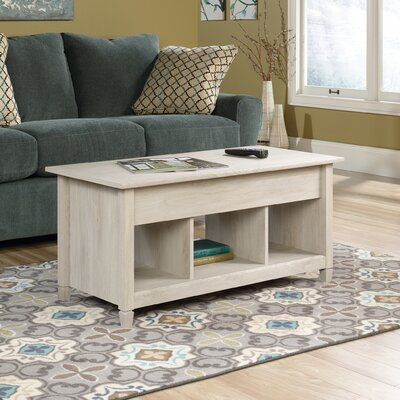 Lamantia Coffee Table with Lift Top Finish: Chalked Chestnut