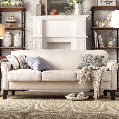 Minisink Sofa Upholstery: Beige