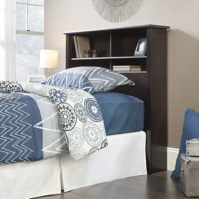 Rossford Twin Bookcase Headboard Color: Estate Black