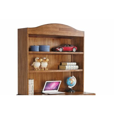 Courtdale 46 H x 45.5 W Desk Hutch Finish: Acacia