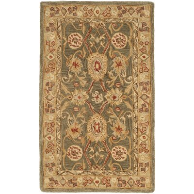 Pritchard Traditional Area Rug Rug Size: Rectangle 3 x 5