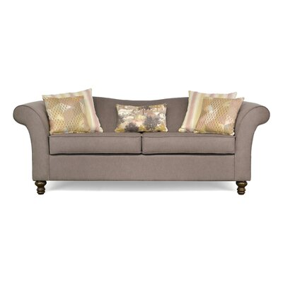 Conners Sofa Upholstery: Big Sir Eath / Bedell Rose