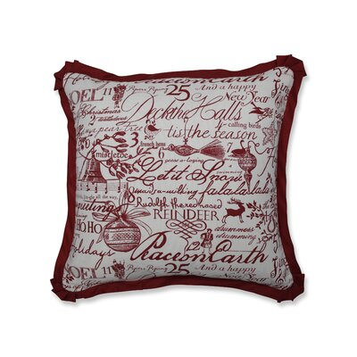 Westmoreland Throw Pillow Size: 16.5 H x 16.5 W x 5 D