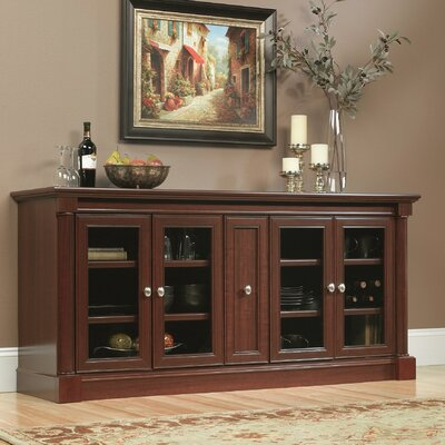 Henley 70 TV Stand Color: Cherry