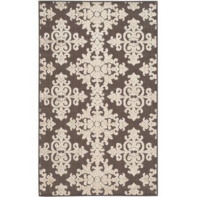 Clarence Indoor/Outdoor Area Rug Rug Size: Rectangle 33 x 53