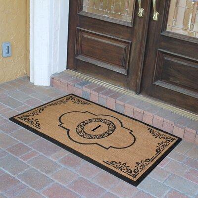 Abbot Bridge Monogrammed Doormat Letter: I