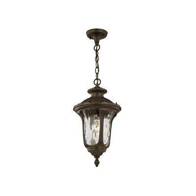Gurnee 3-Light Foyer Pendant Size: 17.5