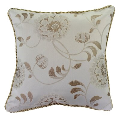 Calabria Decorative Pillow Cover Color: Beige