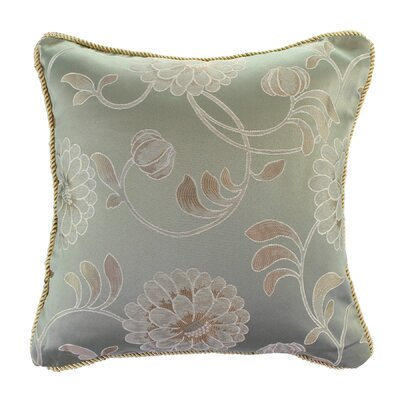Calabria Decorative Pillow Cover Color: Green