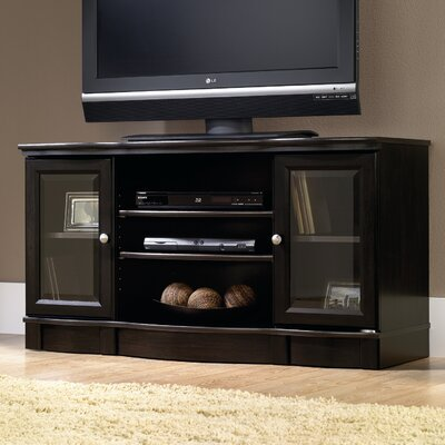 Bristol Woods 47 TV Stand Color: Estate Black