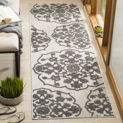 Oakmont Indoor/Outdoor Area Rug Rug Size: Runner 23 x 8