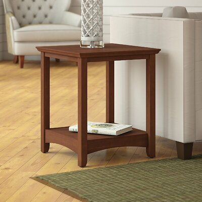 Rossendale End Table Finish: Serene Cherry