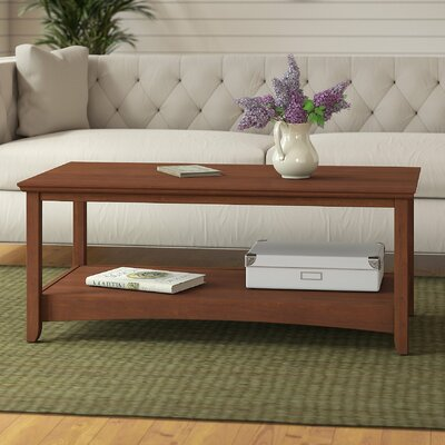 Rossendale Coffee Table Finish: Serene Cherry
