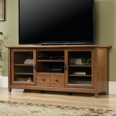 Lamantia 59 TV Stand Color: Auburn Cherry