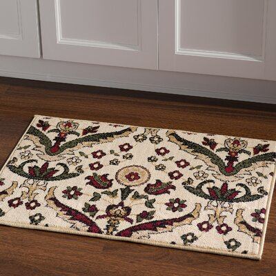 Fayetteville Beige Area Rug Rug Size: Rectangle 2 x 3