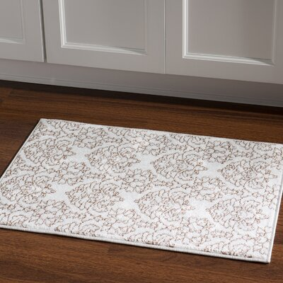 Elegance Damask Area Rug Size: Rectangle 2 x 3